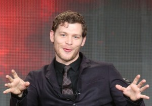TCA winter press tour - panel - Joseph Morgan