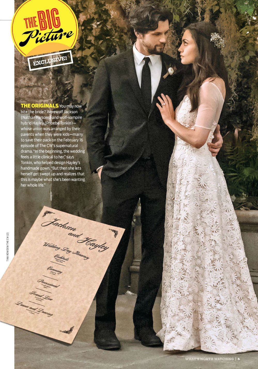 The Originals - Episode 2.14 - I Love You, Goodbye - TV Guide Scan_FULL
