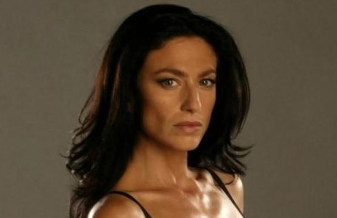 Claudia Black alias Dahlia
