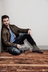 Comic Con 2015 Portrait Daniel Gillies 1