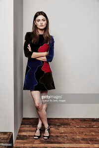 Comic Con 2015 Portrait Phoebe Tonkin