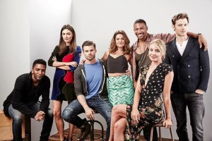 Comic Con 2015 Portrait groupe 3