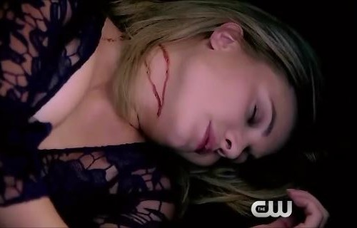 Capture 3x08 promo - Cami