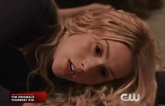 Capture 3x09 promo - Rebekah