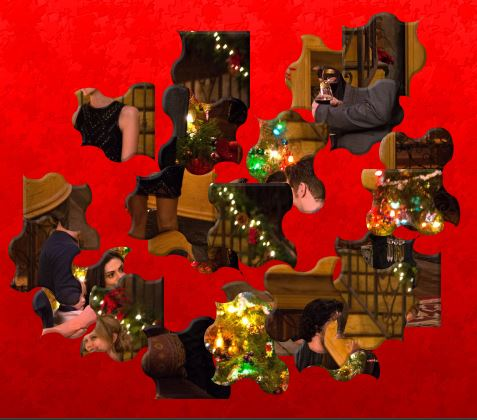 puzzle The Originals Noël
