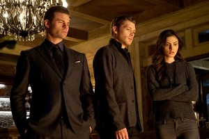 3x12 Dead Angels - Elijah, Klaus et Hayley