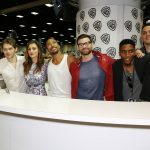 Comic Con 2016 The Originals cast signature warner bros (2)