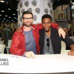 Comic Con 2016 The Originals cast signature warner bros (8)