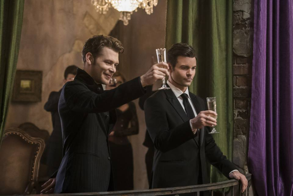 4x06 Bag of Cobras - Klaus et Elijah