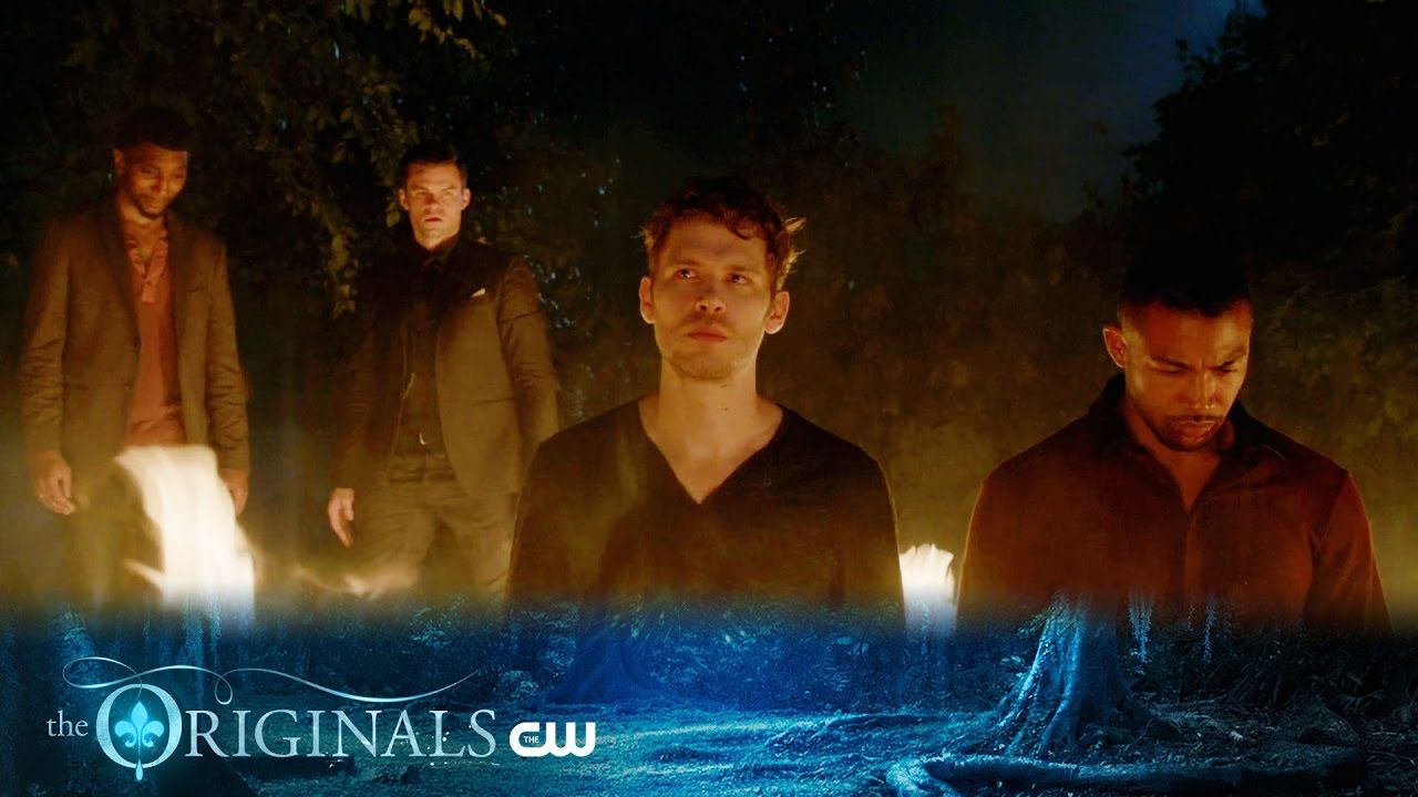 The Originals _ Keepers of the House Trailer _ The CW (BQ)