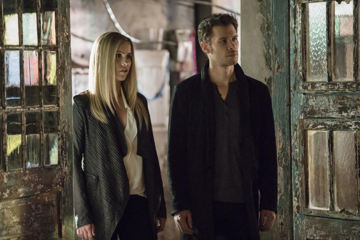 4x10 Phantomesque - Rebekah et Klaus