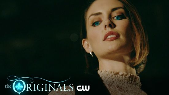 The Originals _ Queen Death Trailer _ The CW (BQ) 4x09 sofya hollow