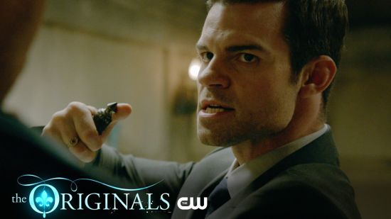 The Originals _ Voodoo in My Blood Trailer _ The CW (BQ) Elijah
