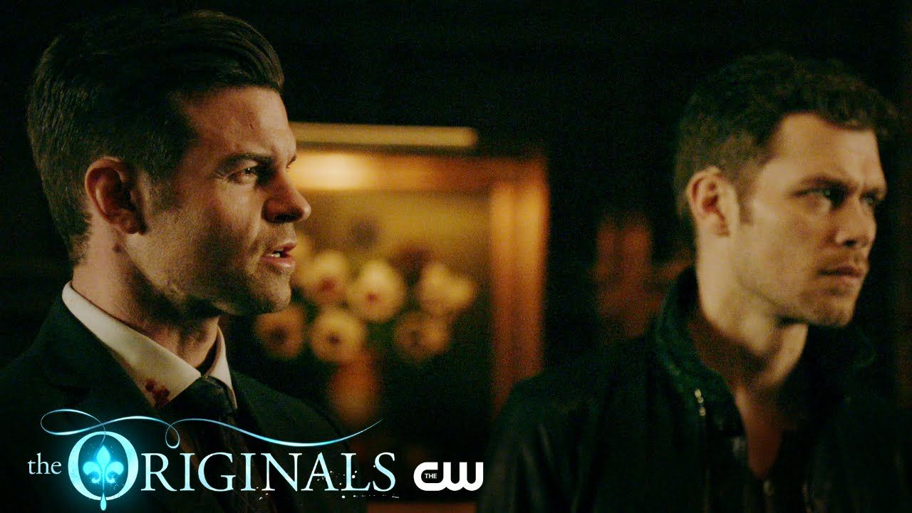 The Originals _ The Feast Of All Sinners Trailer _ The CW (BQ)