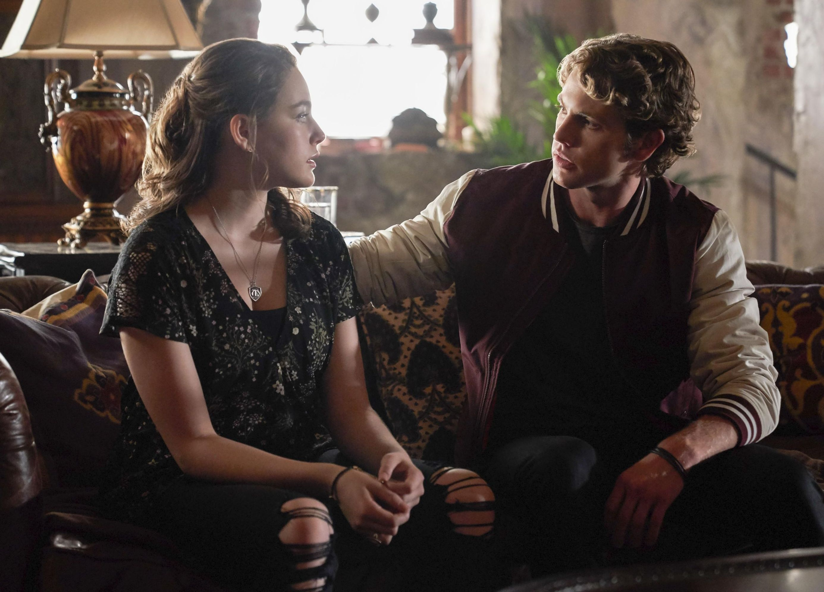 5*02 - One Wrong Turn On Bourbon (25/04/2018) The-originals-5x02-hope-photo